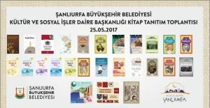 Büyükşehir Belediyesi Kitapları Tanıtılacak