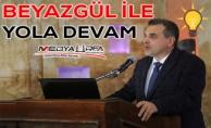 AK Partililerden Beyazgül#039;e Tam Destek