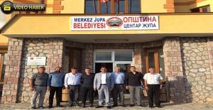Başkan Atilla Makedonya'da