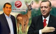 Başkan Atilla'dan Erdoğan'a Anlamlı Hediye