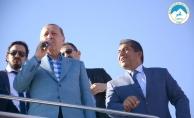 Cumhurbaşkanı Erdoğan, Ceylanpınar'da