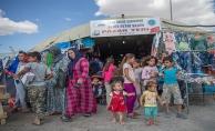 Suriyelilerin Hüzünlü Bayramı