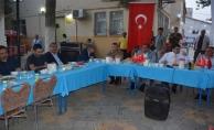 Başkan Atilla Şehit ve Gazi Aileleriyle Buluştu