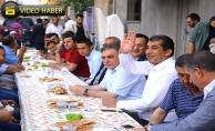 Başkan Atilla Ceylanpınarlıların Sevinçlerine Ortak Oluyor