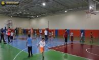 Şanlıurfa'da basketbol kursuna yoğun ilgi