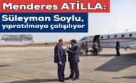 Atilla: Referandum Bölge İstikrarına Zarar Verir