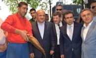 Başbakan Yardımcısı Işık Diyarbakır'da