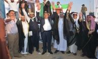 Başkan Atilla'dan Suriyelilere Destek