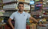 """Diyarbakırlı simitçi Kadir'in """"neşeli mesaisi"""""""