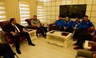 Başkan Atilla: Azim varsa engel yoktur