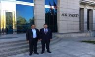 Başkan Atilla, Şimşek'i tebrik etti