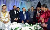 Başkan Atilla, yeğeninin nikahını kıydı