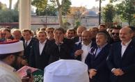 Zeynep Karahan Uslu'nun annesi toprağa verildi