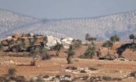 Suriyeli muhalifler İdlib'de savaş uçağı düşürdü