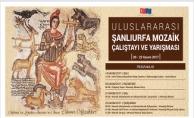Şanlıurfa'da Mozaik Çalıştayı ve Yarışması Düzenlenecek