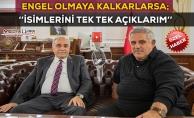 Sedat Atilla'nın Bakan Fakıbaba ile özel röpörtajı