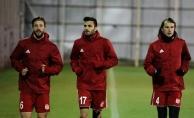 Sivasspor'da Fenerbahçe maçı hazırlıkları