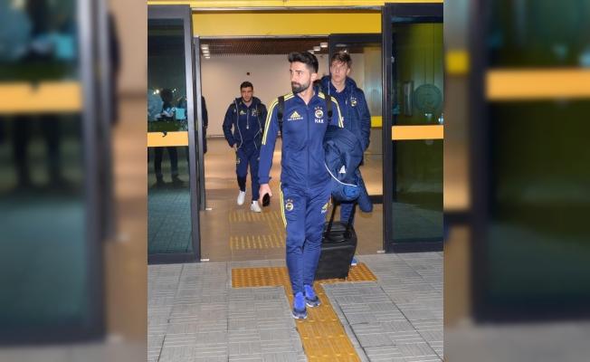 Fenerbahçe kafilesi Giresun'da