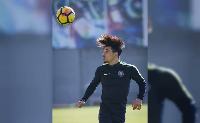Osmanlıspor'da Kayserispor maçı hazırlıkları
