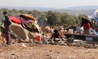 Suriye'de yaklaşık 1 milyon 300 bin kişi yerinden edildi