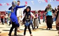 Suriyeliler yeni yıla umutlu girdi