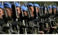Suriyelilerin gönüllü askerlik başvurusu