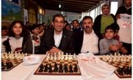 Ceylanpınar'da 870 gence satranç eğitimi