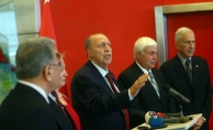 Kılıçdaroğlu, Temiz Seçim Platformu üyelerini kabul etti