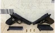 Şanlıurfa'da silah kaçakçılığı