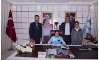 Başkan Atilla, koltuğunu Fatma Aslan'a devretti