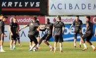 Beşiktaş'ta derbi hazırlıkları