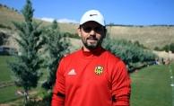 Evkur Yeni Malatyaspor hedefe kilitlendi