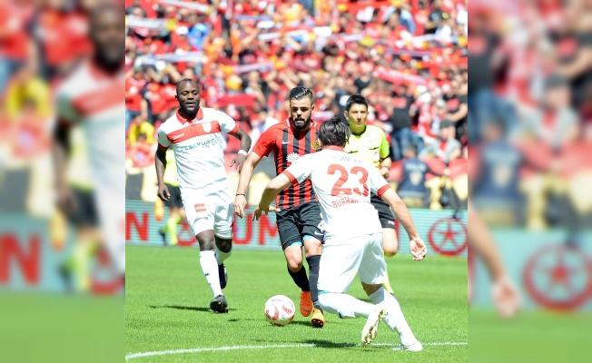 Eskişehirspor: 5 Samsunspor: 0