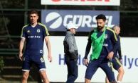 Fenerbahçe, derbi hazırlıklarını sürdürdü