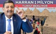 Harran'da turizm yoğunluğu