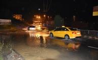 Bartın'da şiddetli yağış