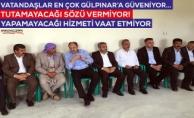 Gülpınar Viranşehir'e çıkarma yaptı!