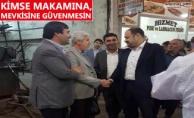 Kasım Gülpınar seçim çalışmalarını sürdürüyor