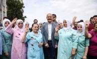 """""""Zihniyet devrimini Erdoğan'dan başkası yapamazdı"""""""