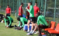 Atiker Konyaspor'un Bolu kampı