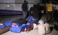 Dera'dan zorunlu tahliyeler başladı
