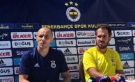 """""""Fenerbahçe'den ayrılmayı düşünmek bile istemiyorum"""""""