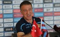 Trabzonspor Başkanı Ağaoğlu'ndan açıklamalar