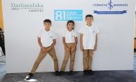 Şanlıurfa'dan üç öğrenci Darüşşafaka'da