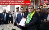 Beyazgül Büyükşehir#039;e aday adayı oldu!