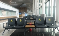 """İstanbul Havalimanı """"engelli dostu"""""""