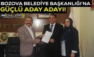 Mustafa Maral Bozova Belediye Başkan aday adayı oldu