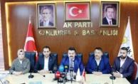 Urfa'da AK Parti'den Kaç Kişi Aday Adayı Oldu?