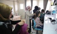 Başkan Demirkol ile 5 Bin Kadın Meslek Öğrendi