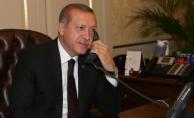 Erdoğan#039;dan üniversite öğrencisine sürpriz telefon